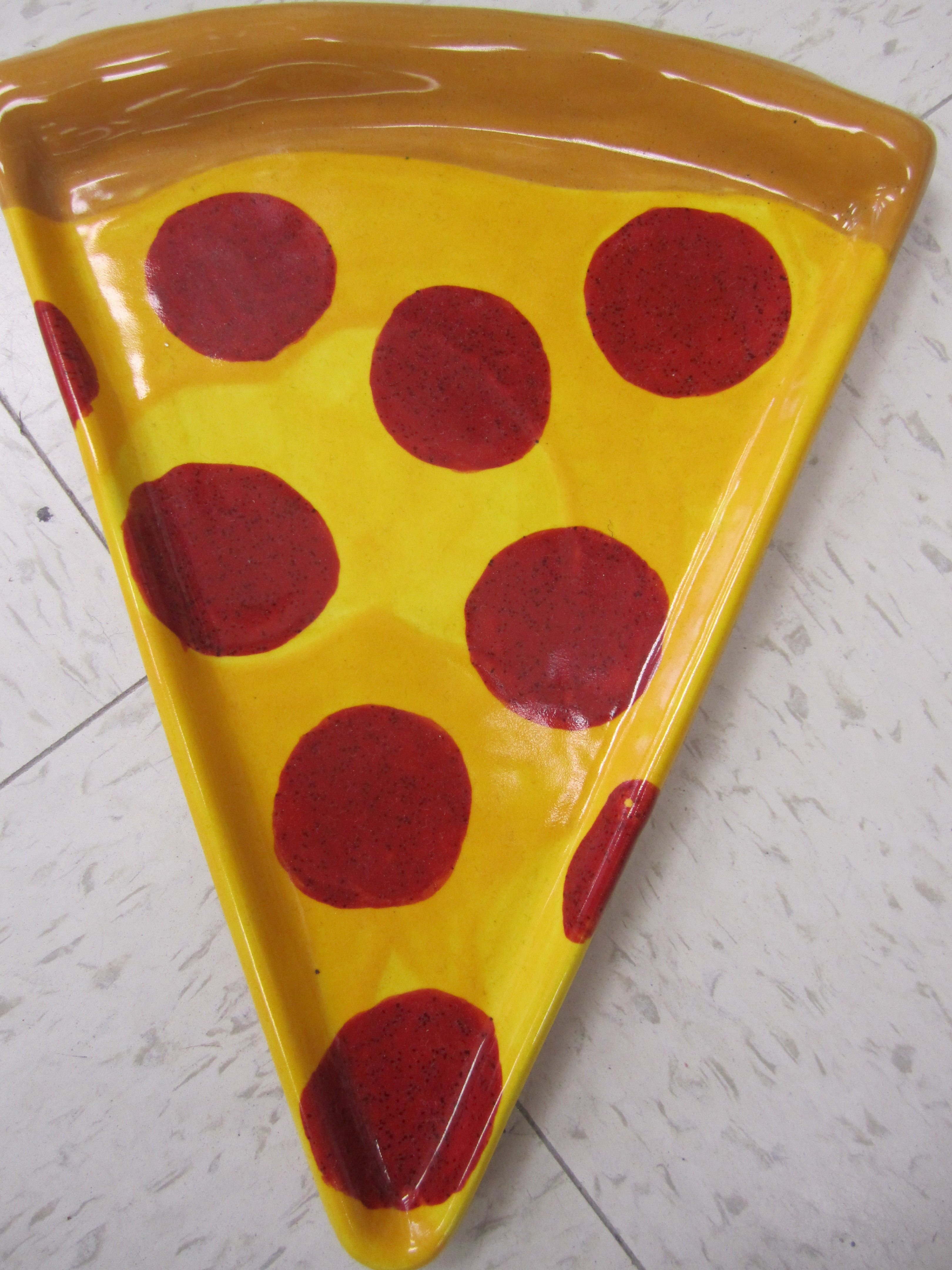 Kids Night Out Pizza Plates Ceramic Click Here For