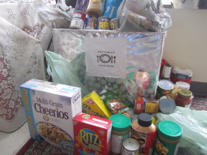 Food Bank Box